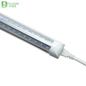 48W 150cm V Shape Integrated Tubes T8 LED Freezer Light LED Cooler Light pictures & photos