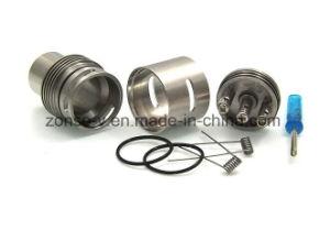 Manufacturing OEM Custom Precision CNC Machined Parts Vape Mods pictures & photos