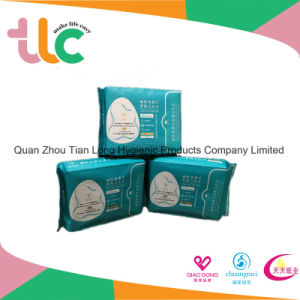 China OEM Manufacture High Absorbency Female Sanitary Napkin pictures & photos