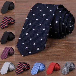 Wholesale Custom High Quality Microfibre Neckties (A017)