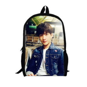 Langya Table with The Same Paragraph Hu Ge, The Beginning of High School Students Backpack Customized Multi-Functional Men and Women Backpack pictures & photos