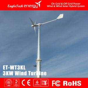 3kw Wind Turbine Wind Generator Wind Mill Wind Power System