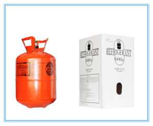 . R600A Refrigerant Gas 6.5kg Disposable Cylinders pictures & photos