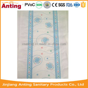 Breathable PE Film with Printing Raw Material for Baby Diaper pictures & photos
