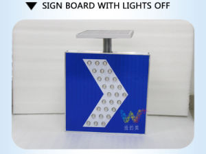 Shenzhen LED Wholesale 400*400mm Sign Board Arrow Light pictures & photos