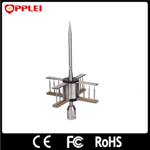 World Sale Lightning Arrester 45us Stainless Steel Ese Lightning Rod pictures & photos
