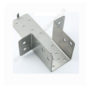 CNC Machining Sheet Metal Parts From Stainless Steel pictures & photos