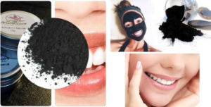 Natural Activated Charcoal Toothpaste Charcoal Coconut Shell Teeth Whitening Powder pictures & photos
