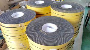 Strong Fiber Grid Strenthing Glue EPDM Foam Adhesive Tape pictures & photos