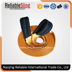 Polyester Vehicle Tow Strap for Car/ Truck pictures & photos