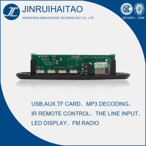 MP3 Circuit Decoder Board with TF Card pictures & photos