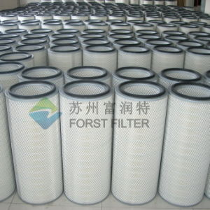 Forst Cylindrical and Conical Gas Turbine Air Filter Cartridge pictures & photos