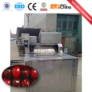 Cherry Stem Cutting and Removing Machine for Sale pictures & photos