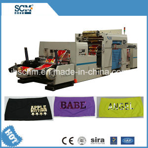 Apparel Hot Foil Stamping Machine pictures & photos