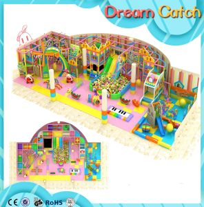 Children Amusement Park Equipments Family Entertainment Center Playground for Kids pictures & photos