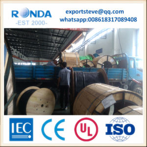 XLPE Insulated PVC Sheathed Copper Core CV Power Cable pictures & photos