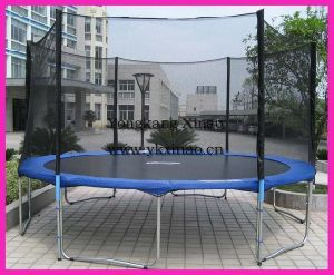 16ft Big Round Trampoline with Enclosure