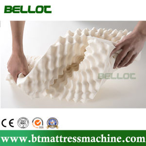 Latex Material Neck Massager Home Pillow Memory Foam pictures & photos