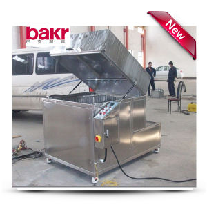 Large Digital Ultrasonic Cleaner Cleaning Forklift Parts pictures & photos