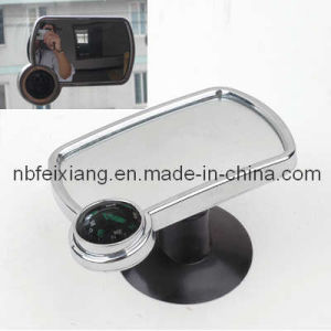 Suction Cup Baby View Mirror With Compass (FX-M386)