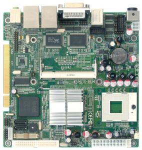MITX-6834-Intel 910GMLE/915GME based Mini-ITX Motherboard