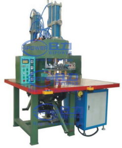 High Frequency Double Heads Hydraulic Welding and Cutting Machine HR-8KW-TAK