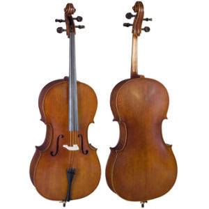 Solid Wood Cello (N-C-11) pictures & photos