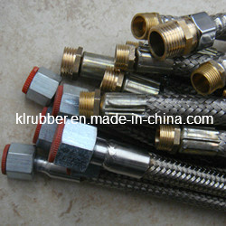 High Pressure Stainless Steel Corrugated Hose for Oil Transportation pictures & photos