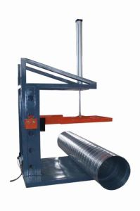 Flat Duct Machine