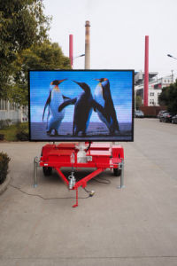 LED Sign Screen Full Color Mouting Vms Trailer pictures & photos