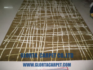 Hand Tufted / Wool& Silk / New Design Carpet pictures & photos