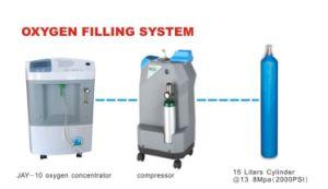 Protable Oxygen Filling Plant/Oxygen Generator pictures & photos