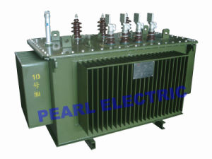 Amorphous Alloy Oil-Immersed Distribution Transformer (10kV Class 30~2500kVA) pictures & photos