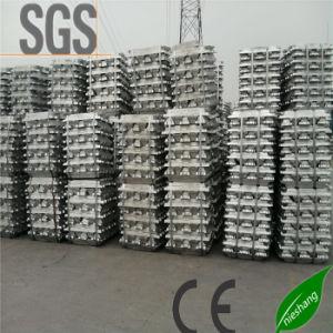 99.5% 99.7% 99.99% Aluminium Ingot/Aluminum Ingot for Casting pictures & photos