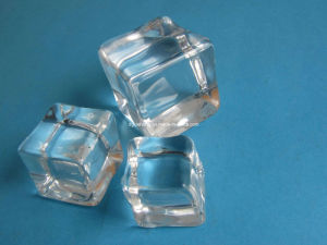 High Transparent Ice Cube