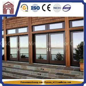 High Quality Side Hung Aluminum Casement Doors pictures & photos