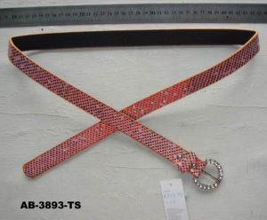 Leather Belt (AB-3893-TS)