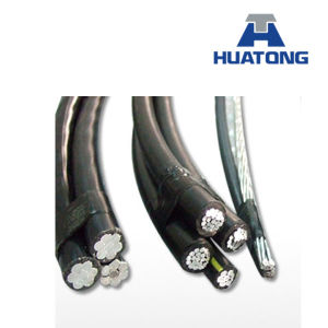 ABC Cable Duplex AAC/ACSR Cable China Supplier pictures & photos