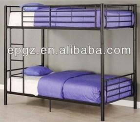 College Dormitory Room Iron Steel Metal Bunk Bed pictures & photos
