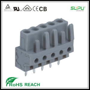 450 458 Femal Connector with Staight Pin pictures & photos