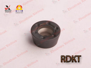 Cemented Carbide Indexable Inserts for Milling Tips Rdkt pictures & photos