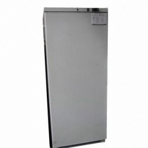 Upright Service Freezer Cabinet with White