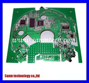 SMT Manufacturing PCBA (PCB Assembly) for Entertainment System pictures & photos