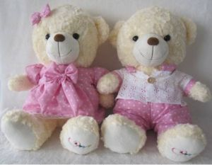 Stuffed Toy Love Bear, Recording Plush Toy pictures & photos