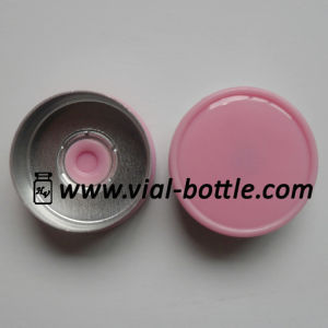 Flip off 10ml Glass Vial Cap in Pink 20mm (HVFT031) pictures & photos