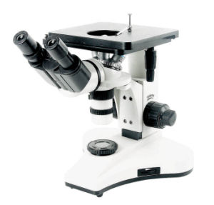 NF-100 Binocular Inverted Metallurgical Microscope pictures & photos