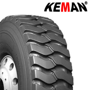 All Steel Truck Tyres (825R20 900R20 1000R20) KM501 pictures & photos