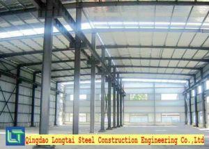 Crane Inside Light Steel Structure Frame Workshop (LTL251) pictures & photos