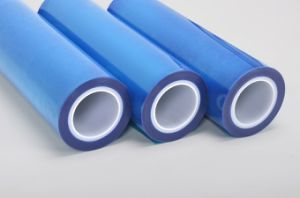 High Adhesive PE Film Used for Protection Film Coating pictures & photos