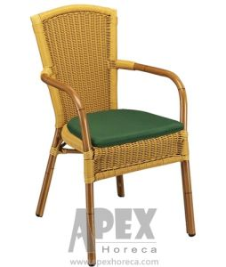 Rattan Chair Dining Chair All Weather Chair Cafe Furniture (AS1097BR) pictures & photos